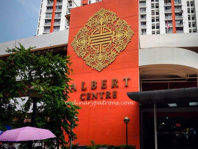 Albert Centre Market & Food Centre