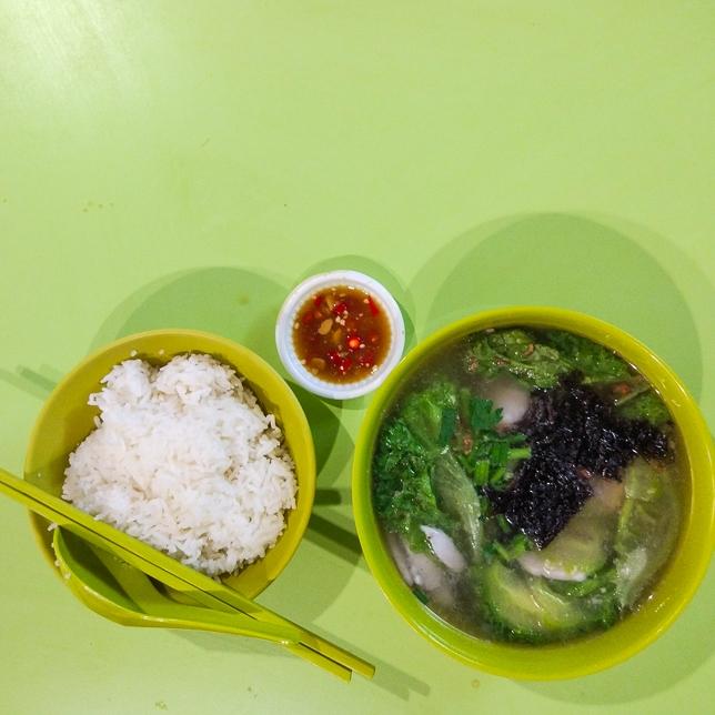 Angel Horse Teochew Fish Soup