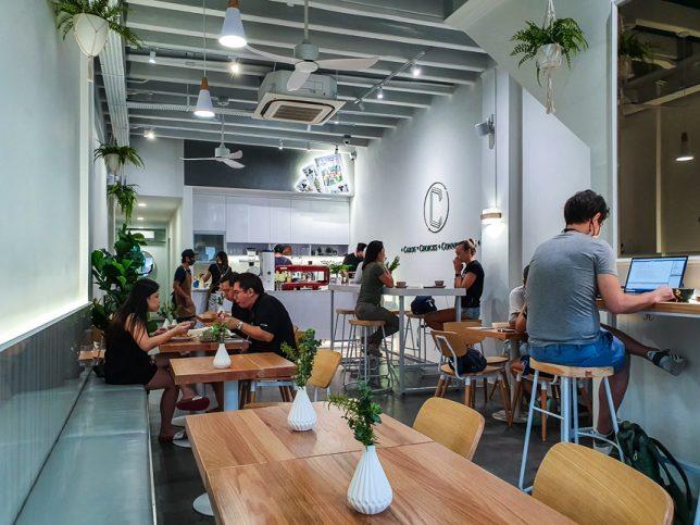 C Cafe in Joo Chiat