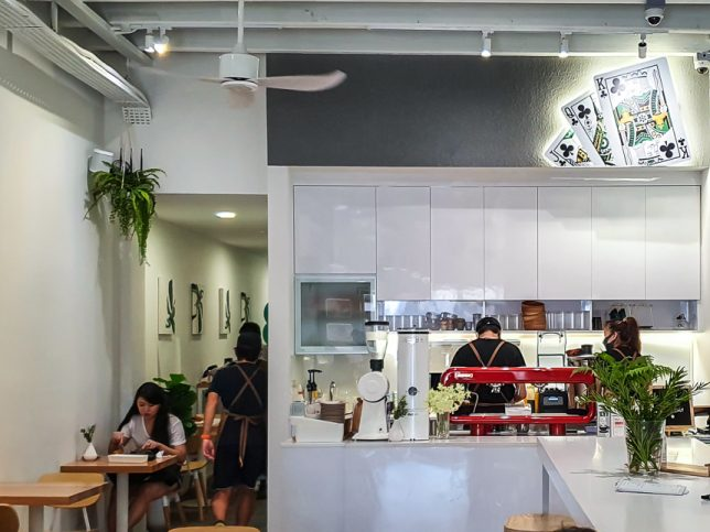 New C Cafe in Joo Chiat