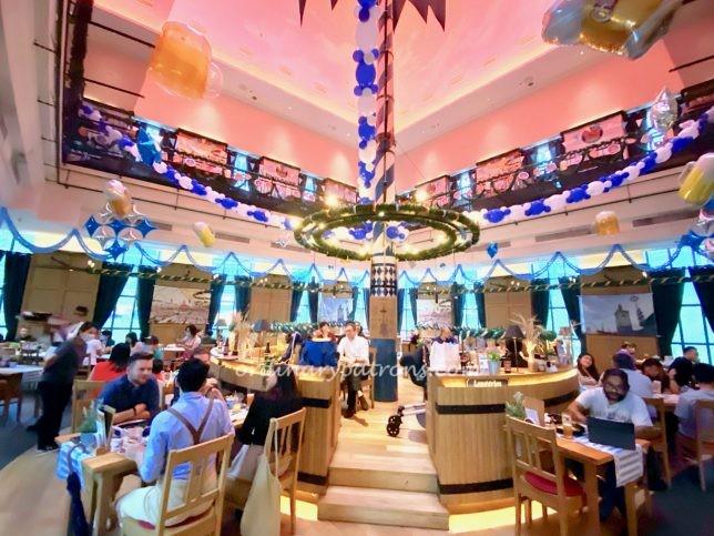 Paulaner Bräuhaus Oktoberfest Singapore 2020