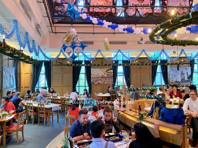 Paulaner Bräuhaus Singapore 2020 Oktoberfest