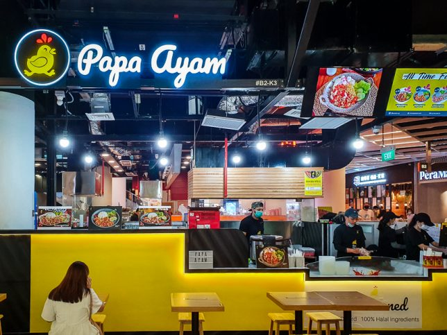 Papa Ayam - New Ayam Geprek Restaurant in PLQ